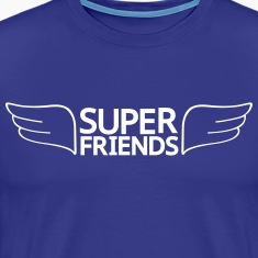 Super Friends T-Shirts