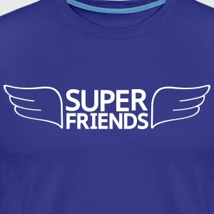 Super Friends T-Shirts - Men's Premium T-Shirt