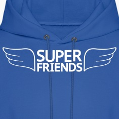 Super Friends Hoodies