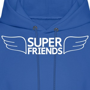 Super Friends Hoodies - Men's Hoodie