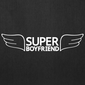 Super Boyfriend Bags & backpacks - Tote Bag