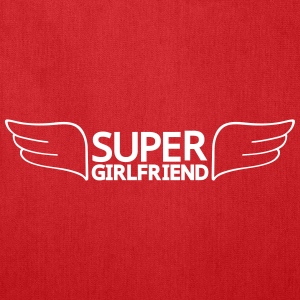 Super Girlfriend Bags & backpacks - Tote Bag