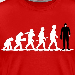 Evolution Borg! - Men's Premium T-Shirt