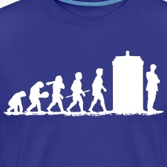 Evolution Doctor Who!