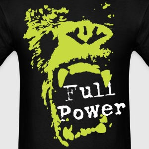 Full Power T-Shirts - Men's T-Shirt