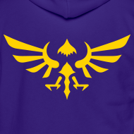 Design ~ Hylian Crest