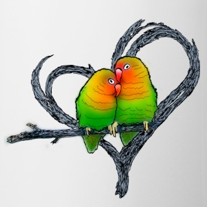 Love Birds - Coffee/Tea Mug