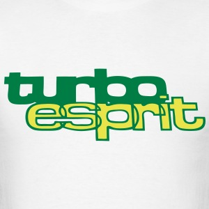turbo lotus - Men's T-Shirt