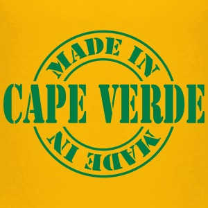 made_in_cape_verde_m1_eps Kids' Shirts - Kids' Premium T-Shirt