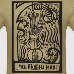 Tarot Cards - The Hanged Man T-Shirts - Men's T-Shirt