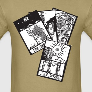 Tarot Cards T-Shirts - Men's T-Shirt