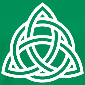 Celtic knot T-Shirts - Men's Premium T-Shirt