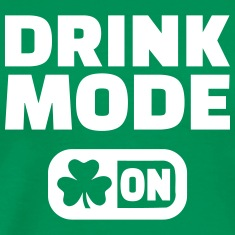 Drink Mode on T-Shirts