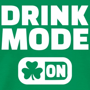 Drink Mode on T-Shirts - Men's Premium T-Shirt