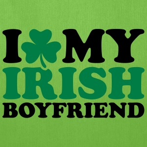 I love My Irish boyfriend Bags & backpacks - Tote Bag