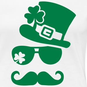 Irish sunglasses Women's T-Shirts - Women's Premium T-Shirt