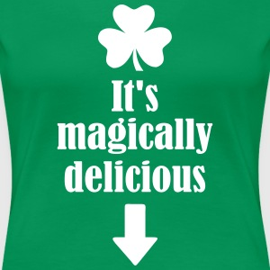 It's magically delicious Women's T-Shirts - Women's Premium T-Shirt