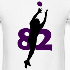 Smith SUPERSTAR #82 Ravens Shirt