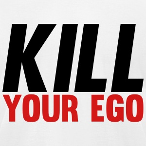 Kill Your Ego T-Shirts - Men's T-Shirt by American Apparel