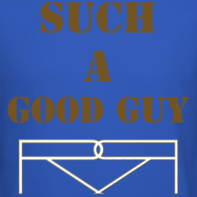 SUCH A GOOD GUY BY RONALD RENEE