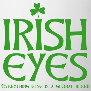 Irish eyes Bottles & Mugs - Coffee/Tea Mug