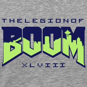 Boom (Doom) T-Shirts - Men's Premium T-Shirt