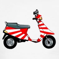 Design ~ Japanese Imperial Scooter