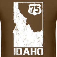 idaho_state_route T-Shirts