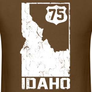 idaho_state_route T-Shirts - Men's T-Shirt