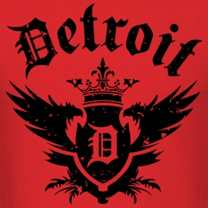 DETROIT ROYALTY T-Shirts - Men's T-Shirt