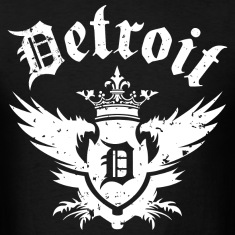DETROIT ROYALTY T-Shirts