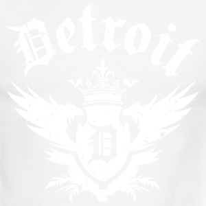 DETROIT ROYALTY T-Shirts - Men's Ringer T-Shirt