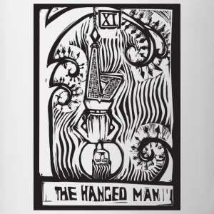 Tarot Cards - The Hanged Man Accessories - Contrast Coffee Mug