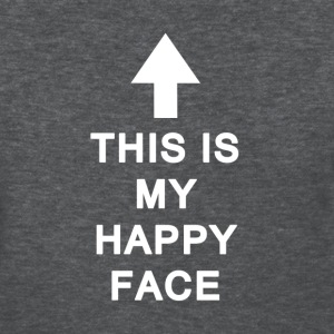 Happy Face - Women's T-Shirt