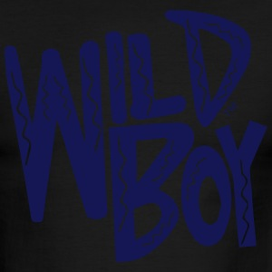 WILD BOY T-Shirts - Men's Ringer T-Shirt