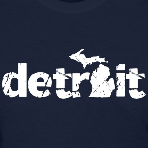 DETROIT MICHIGAN Women's T-Shirts - Women's T-Shirt