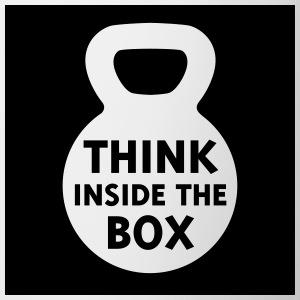 Kettlebell Box Swing Gym