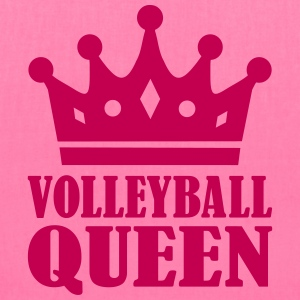 Volleyball Queen Bags & backpacks - Tote Bag