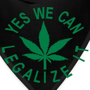 bandana yes we can legalize it - Bandana