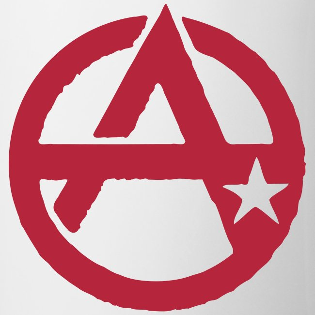 Anarcho Communism Symbol Coffee Mug