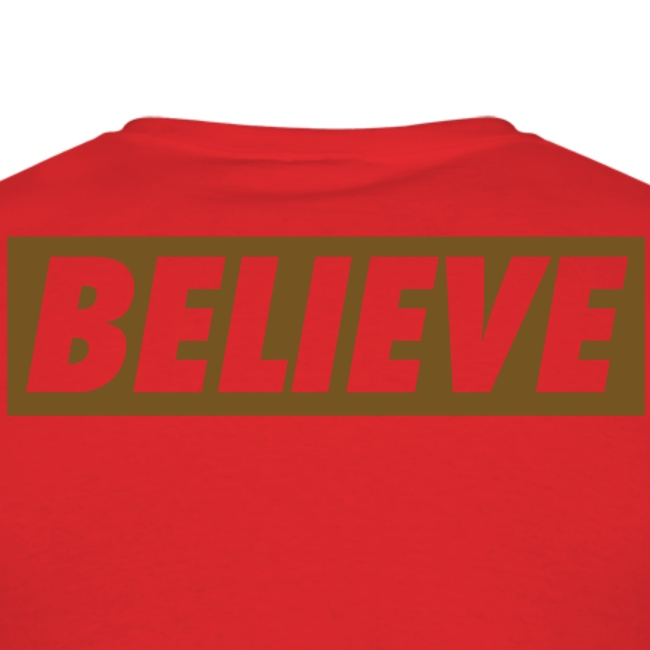 Free Bieber Text Tee