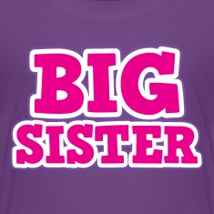 Big Sister Kids' Shirts