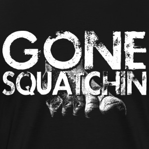 Gone Squathcin T-Shirts - Men's Premium T-Shirt