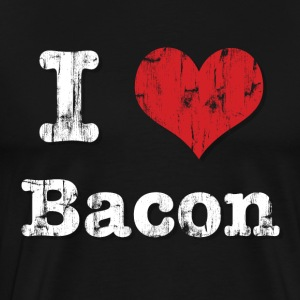 I Heart Bacon T-Shirts - Men's Premium T-Shirt