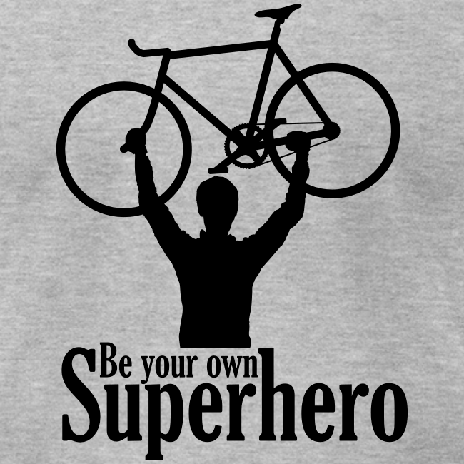 Be your own superhero