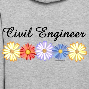 Civil Engineer Asters Hoodies - Women's Hoodie