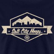 Design ~ Salt City Hoops T-Shirt