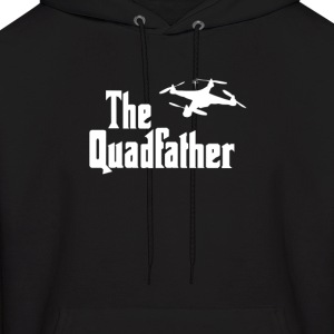 The QuadFather Hoodie - Men's Hoodie
