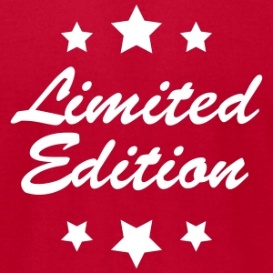 Limited Edition T-Shirts - Men's T-Shirt by American Apparel