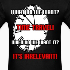 Time Travel T-Shirts